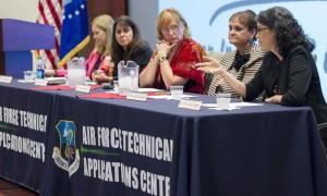 Women In Science & Engineering (WiSE) Symposium Sept 2014