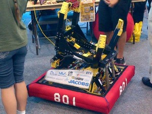 CCTS-WID Robotics 2 201411