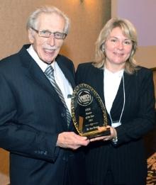 Ron Morgan Award Presentation